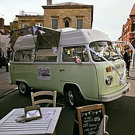 Hooray's British Gelato Kitchen Private Party Catering