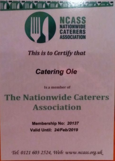 Ole Catering - Catering Event Staff  - High Wycombe - Buckinghamshire photo