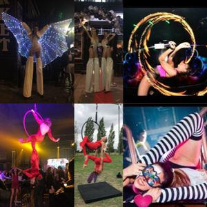 Phina UK Circus Entertainment