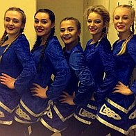 Mcroibin Irish Dance Academy Dance Act