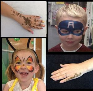 Julie Eventsartist - Children Entertainment , Hartlepool,  Face Painter, Hartlepool