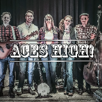 Aces High! - Live music band , London,  Function & Wedding Band, London Acoustic Band, London Alternative Band, London Bluegrass Band, London Folk Band, London Country Band, London Festival Style Band, London