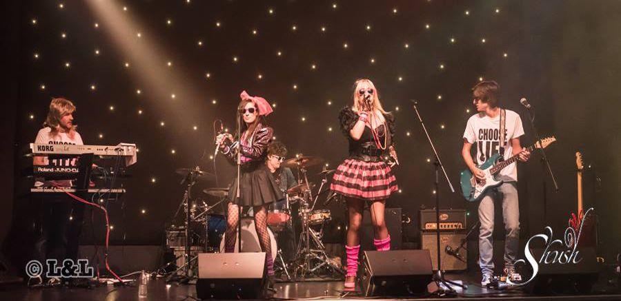 Pop Rockin' 80's / Disco Angels - 70s & 80's Tribute Band - Live music band Tribute Band  - London - Greater London photo