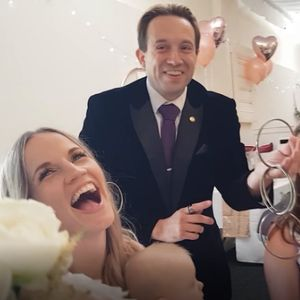 Professional Magic Wedding Magician