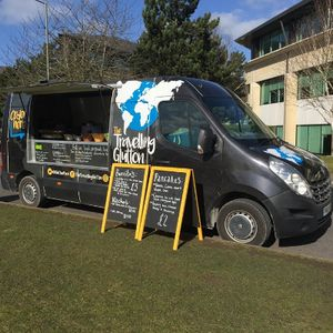 The Travelling Glutton Food Van