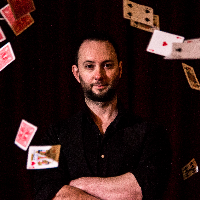 Joel Bentley - Magician , Cardiff,  Close Up Magician, Cardiff Table Magician, Cardiff Wedding Magician, Cardiff Hypnotist, Cardiff Illusionist, Cardiff Corporate Magician, Cardiff Mind Reader, Cardiff