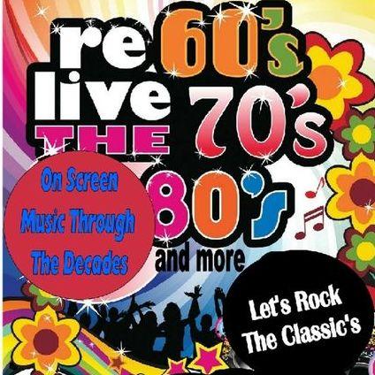 Relive the 60s 70s 80s - DJ , Bristol,  Mobile Disco, Bristol Karaoke DJ, Bristol