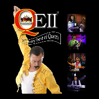 QEII - Live music band , Stoke-on-Trent, Tribute Band , Stoke-on-Trent,  Function & Wedding Band, Stoke-on-Trent Queen Tribute Band, Stoke-on-Trent Rock Band, Stoke-on-Trent