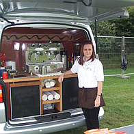 Coffee Cab Catering