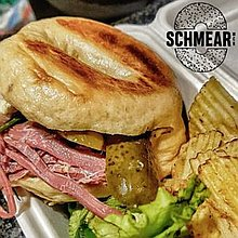 Schmear Mcr Street Food Catering