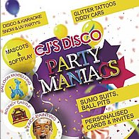 Party-Maniacs Games and Activities