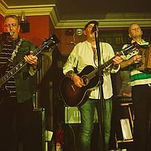 Paddicraic The Irish Band Rock And Roll Band