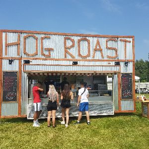 Grills To Fill Hog Roast
