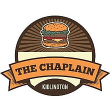 The Chaplain Burger Van