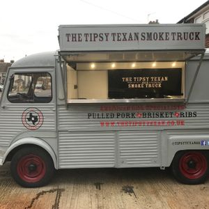 The Tipsy Texan Smoke Truck Corporate Event Catering