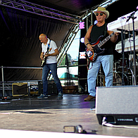 BELOW The BORDER - Vintage Rock & Blues Blues Band