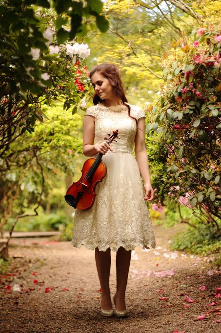 Lauren Hinds Violin - Solo Musician  - Manchester - Greater Manchester photo