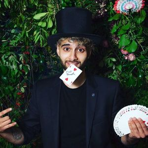 The Magic Word Magician Wedding Magician