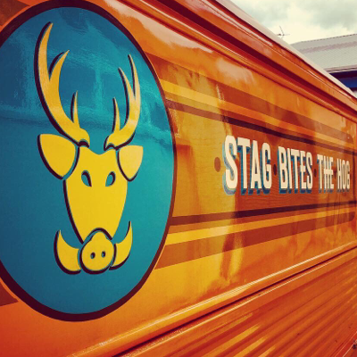 Stag Bites The Hog BBQ Catering
