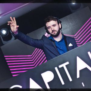 Capital DJ Services Club DJ