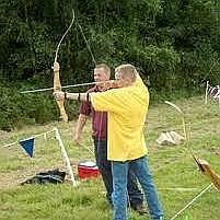 Simon Mugglestone Mobile Archery