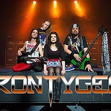 Iron Tyger 80s Band