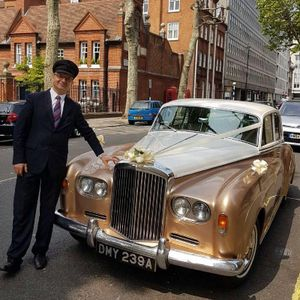 Lux Wedding Car Hire Vintage & Classic Wedding Car