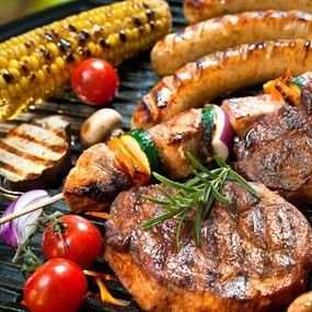 Alfresco Mobile Catering BBQ Catering
