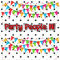 Party People NI Ice Cream Cart