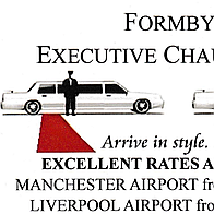 Formby Executive Chauffeurs Luxury Car
