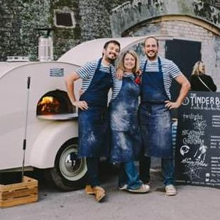 The Tinderbox Pizza Van