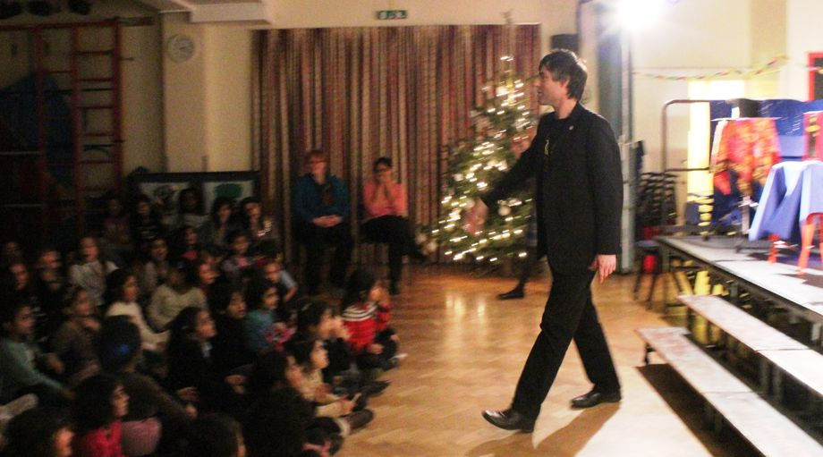 The Great Adamos - Children Entertainment Magician  - Leicester - Leicestershire photo