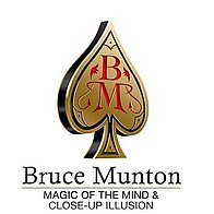 The Magic of Bruce Munton Close Up Magician