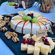 Say Cheese Buffet Catering