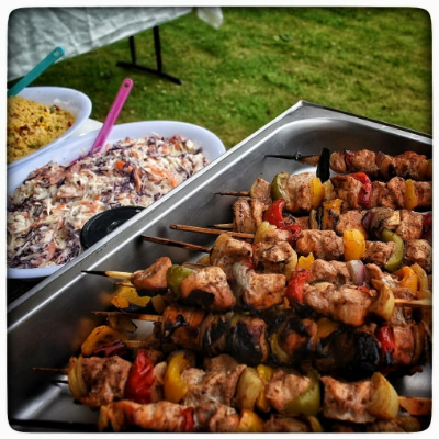 Argyll Hog Roasts Event Catering Buffet Catering