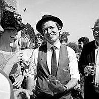 Darren Campbell Magician Wedding Magician
