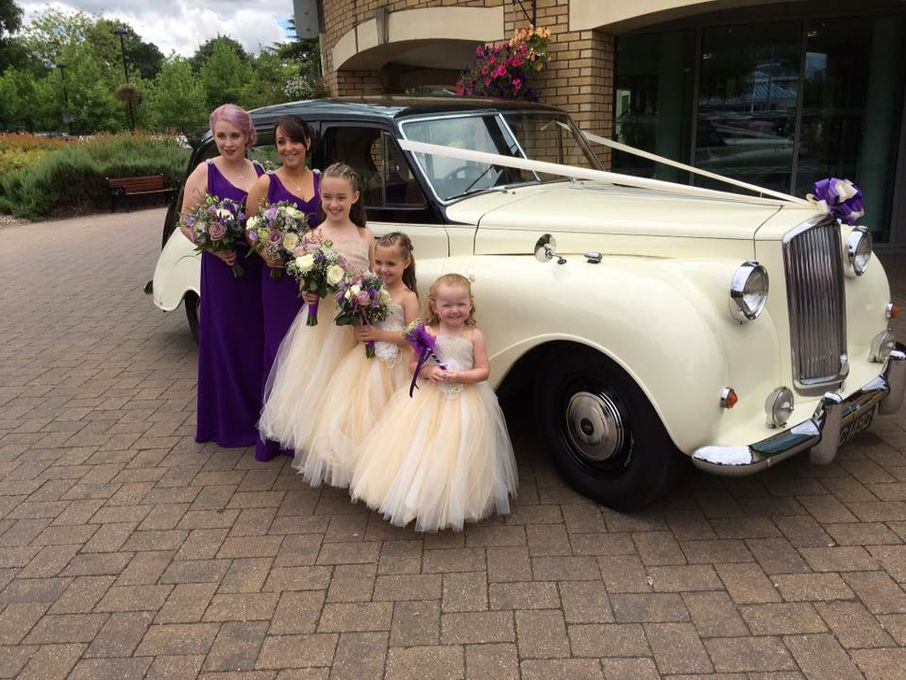 Celebration Wedding Cars - Vintage & Classic Wedding Car West ...