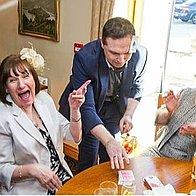Stuart Watkins Magician Wedding Magician