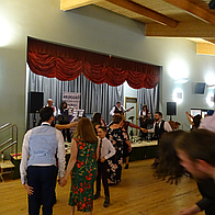 Rejigged Ceilidh Band Wedding Music Band