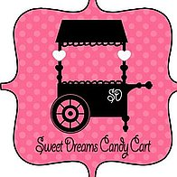 Sweet Dreams Candy Cart Candy Floss Machine