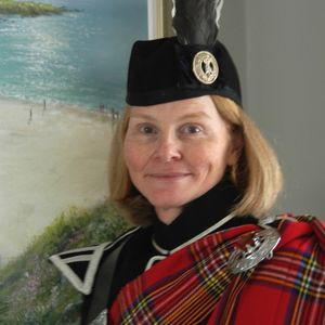 Julia Read - Scottish Piper Solo Musician