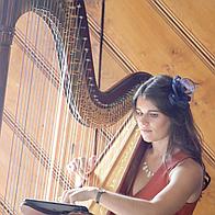 Megan Morris Harpist Solo Musician