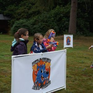 Wolf Ridge Games Children Entertainment