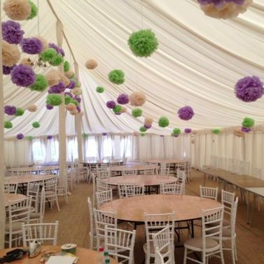 A & A Bell Marquee Hire Ltd Chair Covers