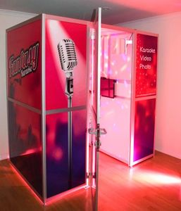 Fantasy Karaoke Event Equipment