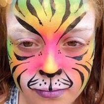 Hire All That Glitters Face Painting for your event in Aylesbury