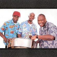 Juma Steel Band Heavy Metal Band