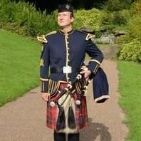 Malcolm Smith- Scottish Bagpiper Solo Musician