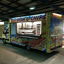 Fishchipsvan (MHP Catering) Buffet Catering