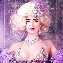 """Havana Hurricane by """"Agent Burlieque"""" Burlesque Dancer"""